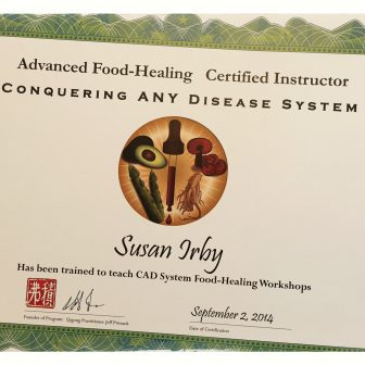 Food Healing – For Life