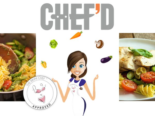 Chef'd – The Bikini Chef recipes