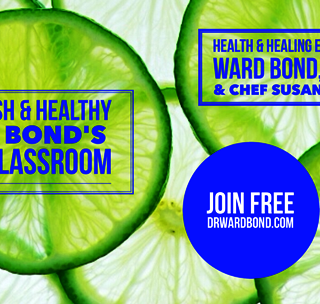 Dr Ward Bond's THINK NATURAL Healing E-Classroom
